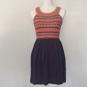 THML Knit Sleeveless Dress Size Small